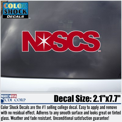 Image For Decal NDSCS Logo