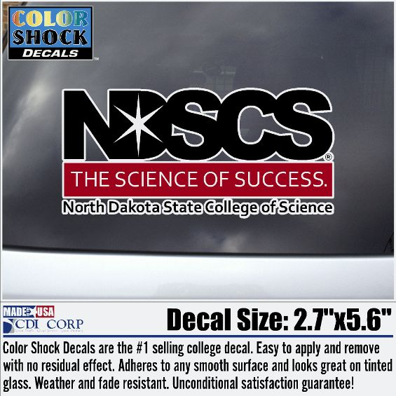 Image For Decal NDSCS Short