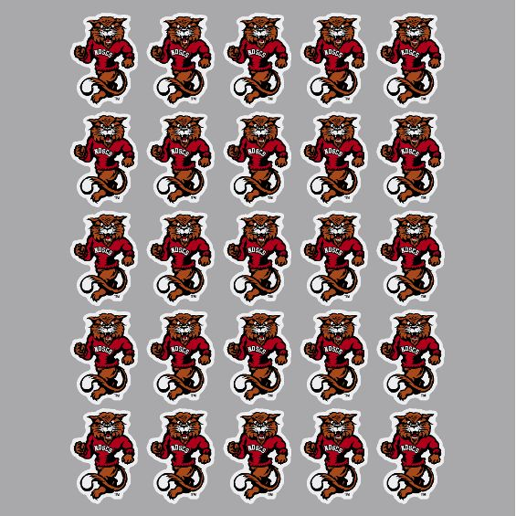 Image For Wildcat Sticker Sheet