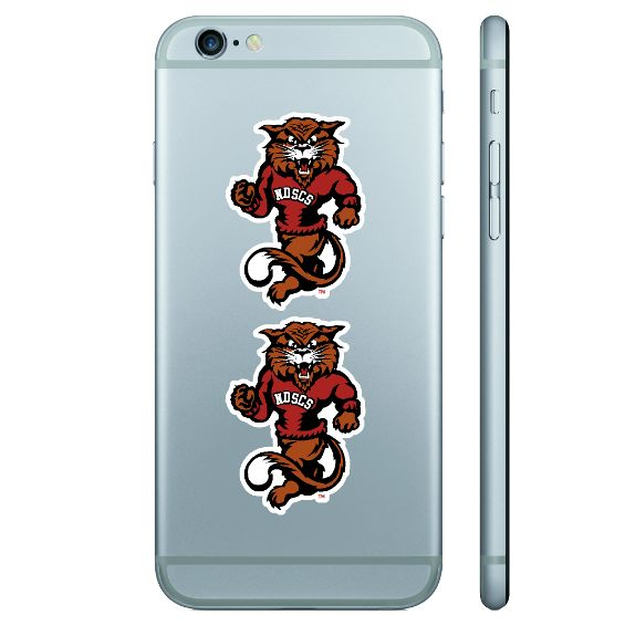 Image For Wildcat Decal, Mini
