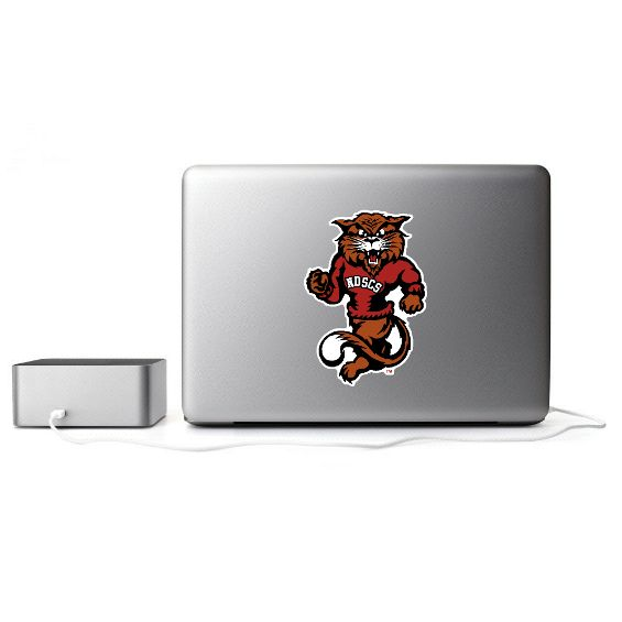 Image For Wildcat Decal, Large