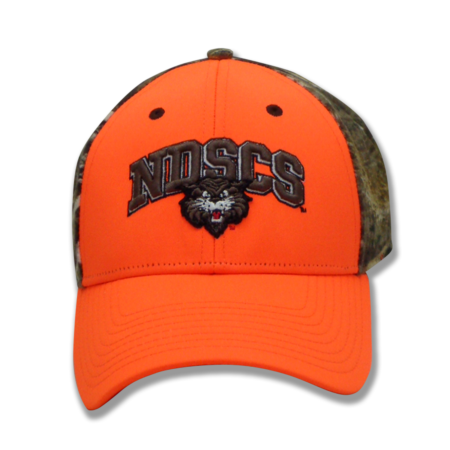 Image For The Game® Blaze Orange & Real Tree Cap