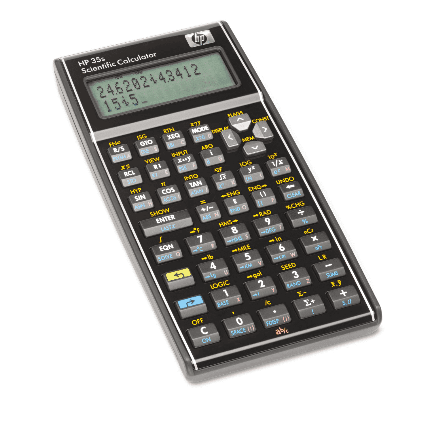 Image For HP 35S CALCULATOR
