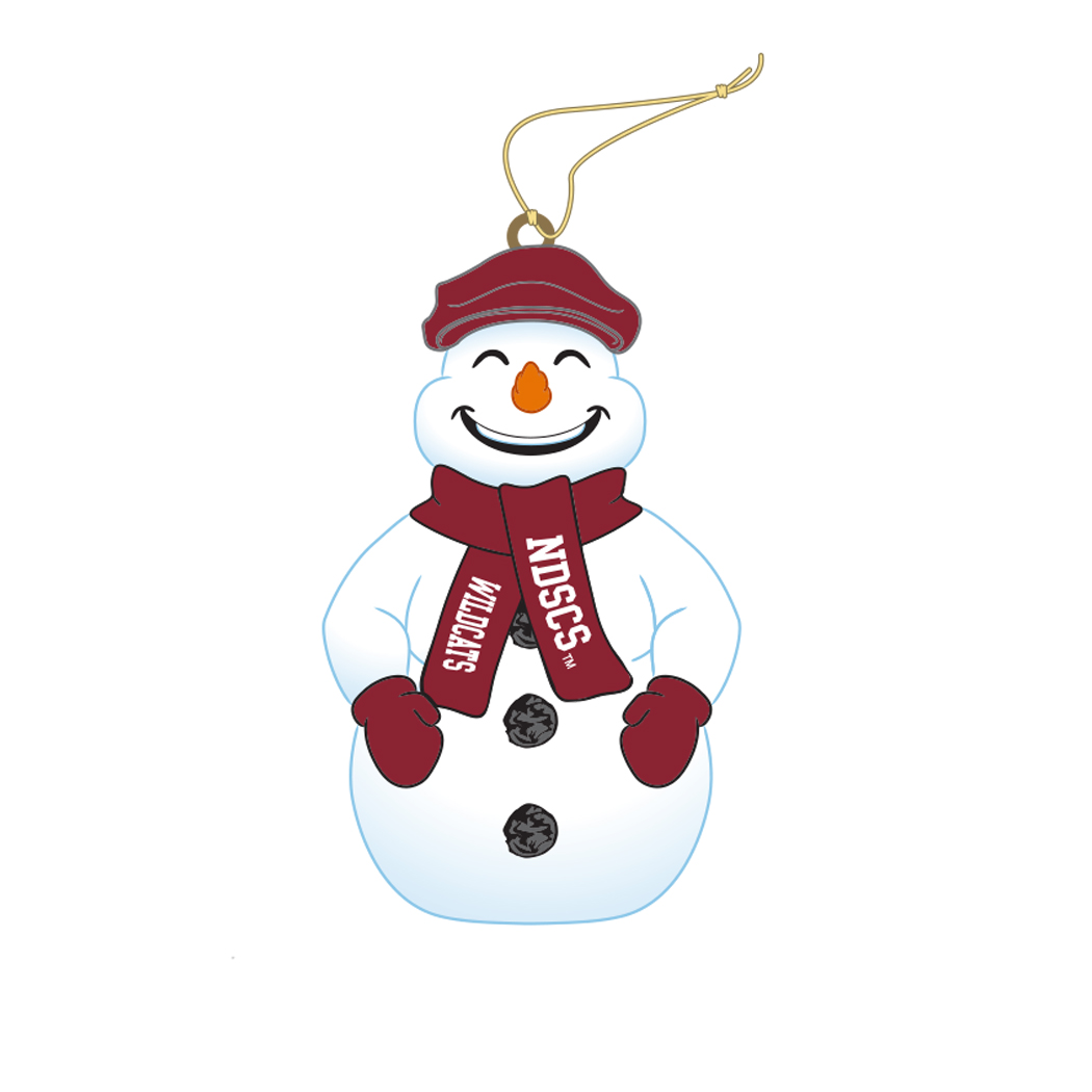 Image For Cecil the Snowman Ornament